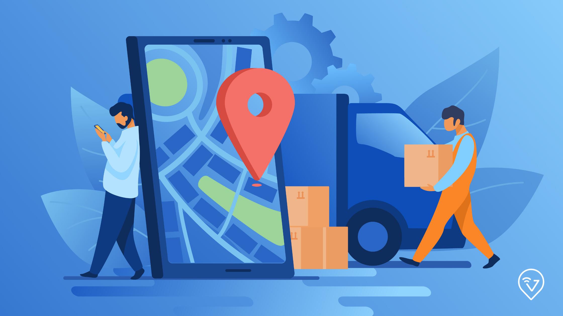 Por que usar um software para calcular a rota de entrega?