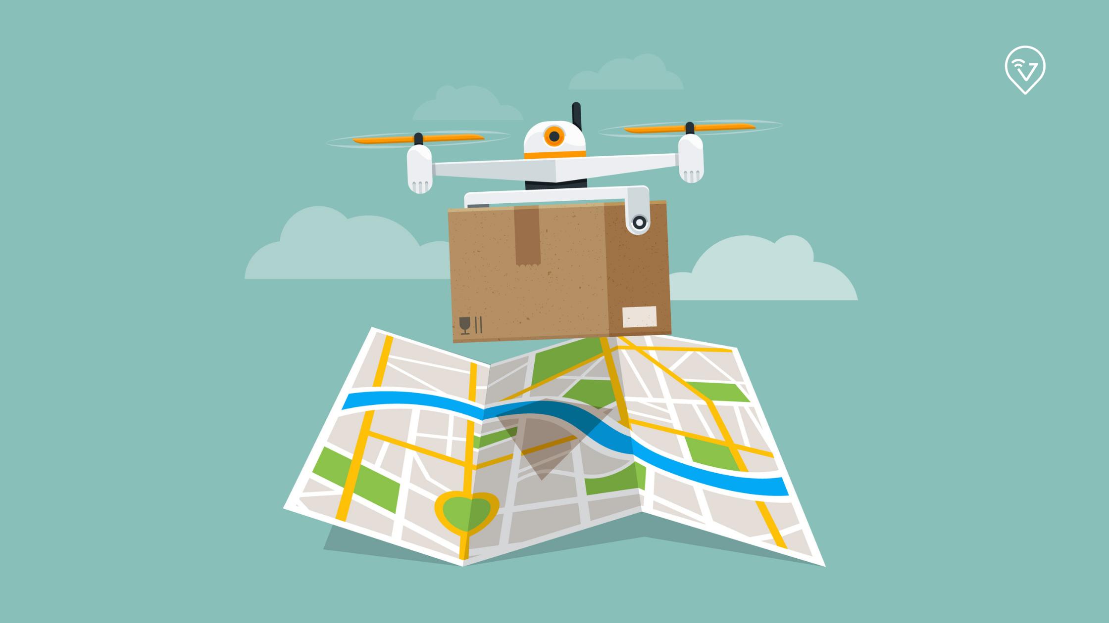 Drone: seria o novo futuro da logística de última milha?
