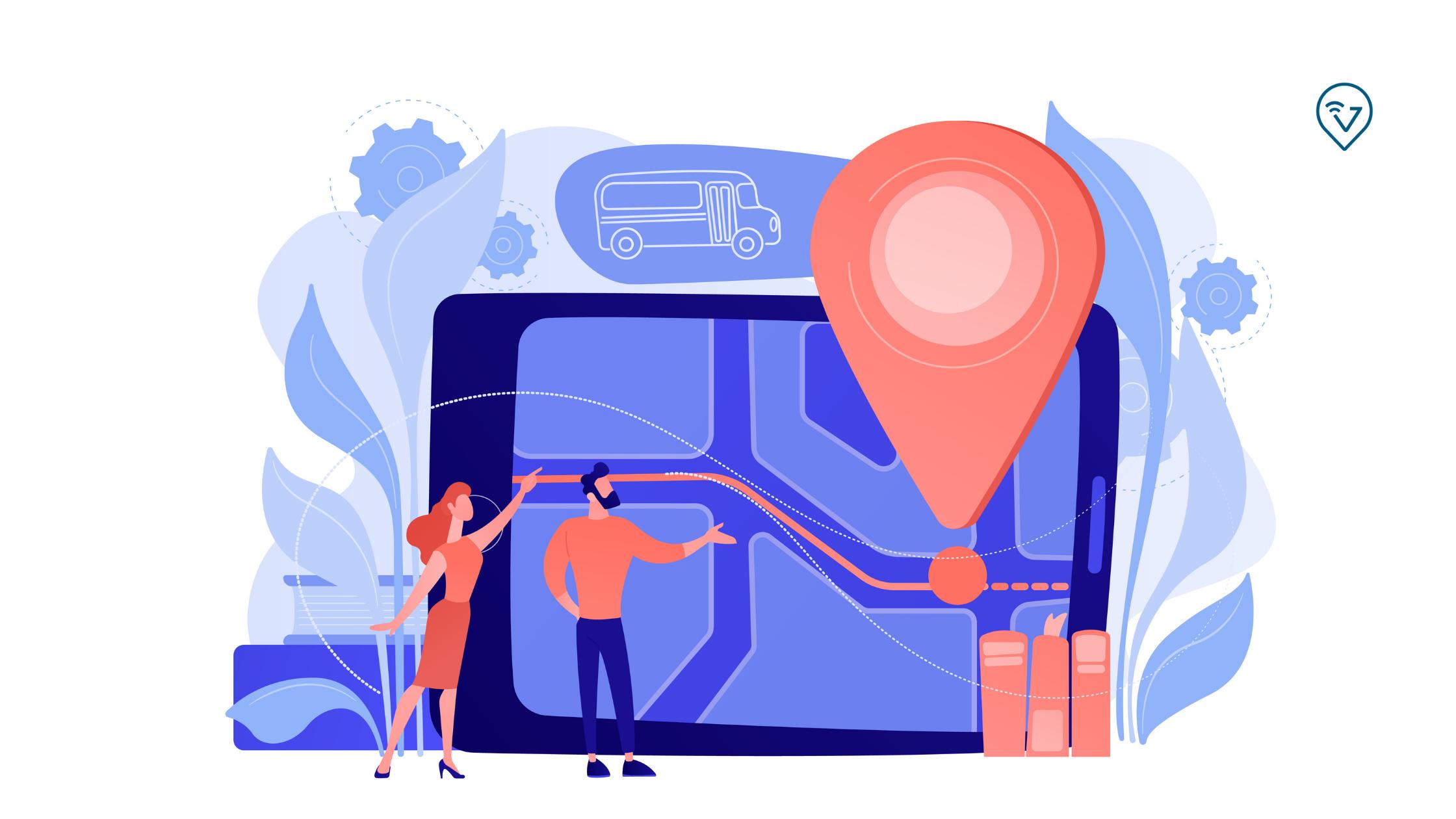 Como criar uma rota para entregas e coletas