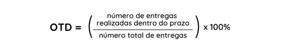 calculo OTD