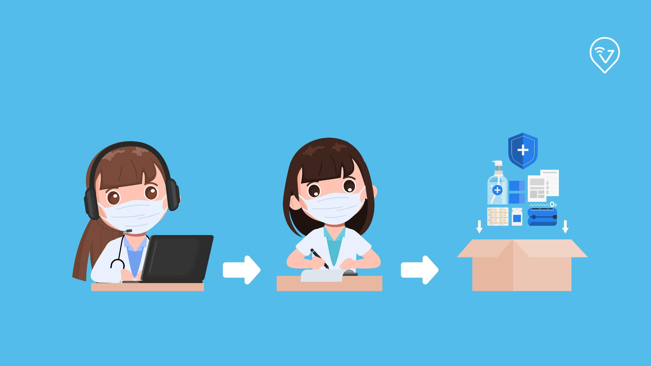 Delivery farmácia: dicas para ter um serviço de entregas perfeito